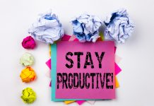 5 Productivity Hacks – Achieve More In Less Time