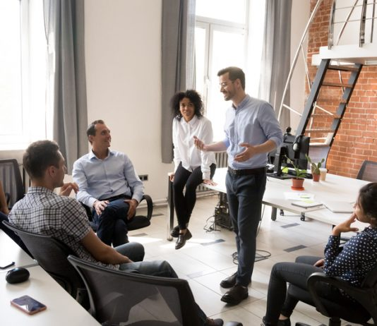Is a Leader the Same As a Manager?